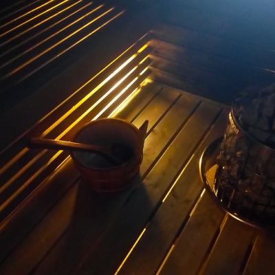 Vaaranpään sauna